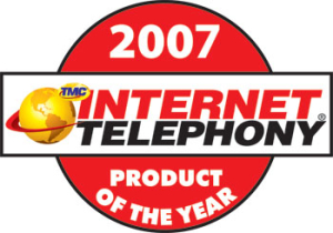 MTS 2007 IT Product of the Year Award