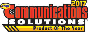 MTS Communications Solutions Product of the Year Award 2017